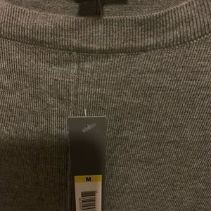 Limited gray sweater dress size m